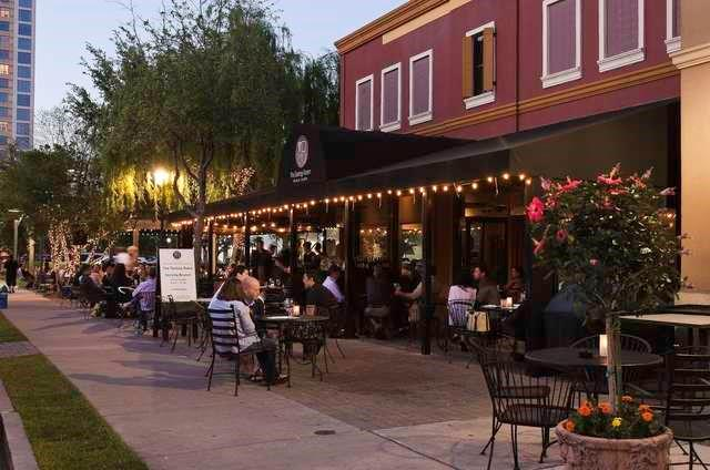Uptown Park is also just a few minutes away and features excellent shopping and dining.