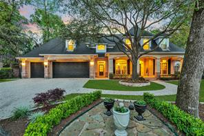 7 Hunters Crossing Court, The Woodlands, TX 77381