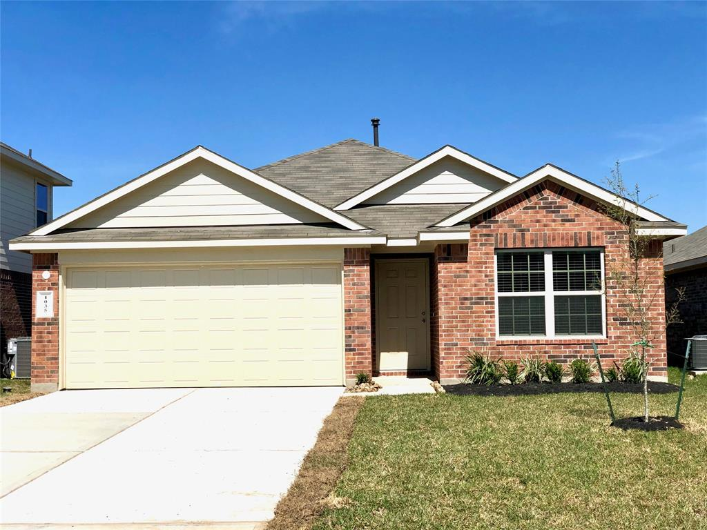 1035 Rancho Grande, Channelview, TX 77530