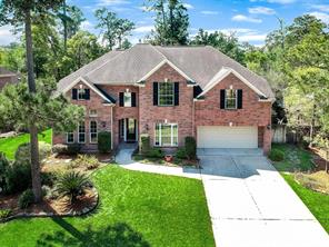 35 Goldwood Place, The Woodlands, TX 77382
