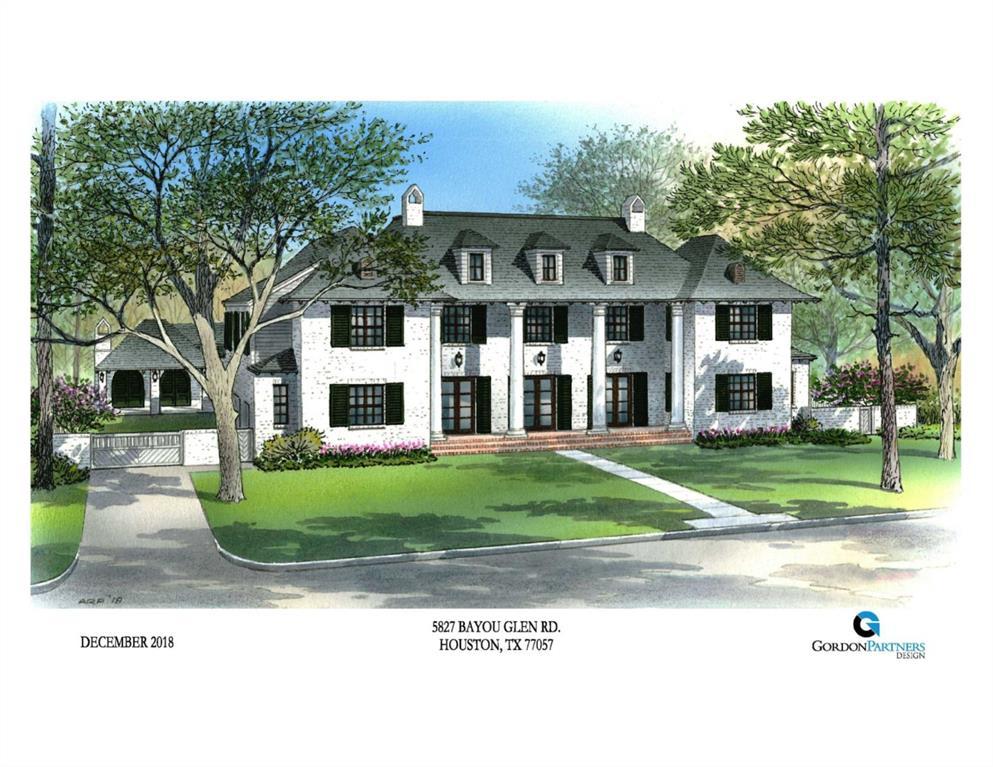 5827 Bayou Glen Road, Houston, TX 77057