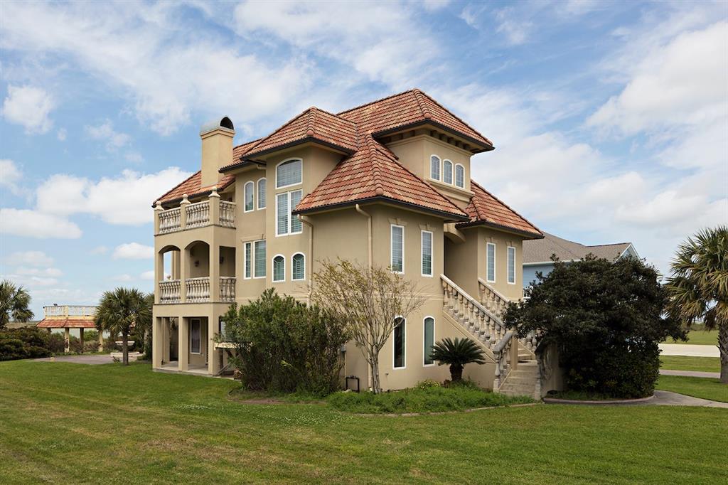 1809 Laguna Harbor Estate Boulevard, Port Bolivar, TX 77650