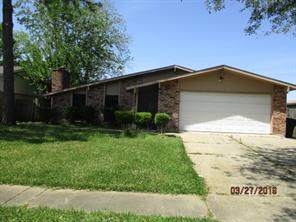 15818 Corsair, Houston, TX, 77053