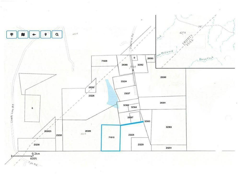 12.74 Acres W Double K Road, Corrigan, TX 75939