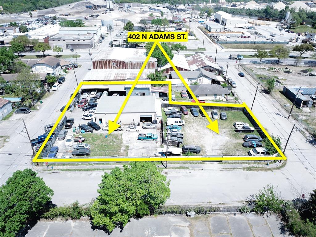 402 N Adams Street, Houston, TX 77011