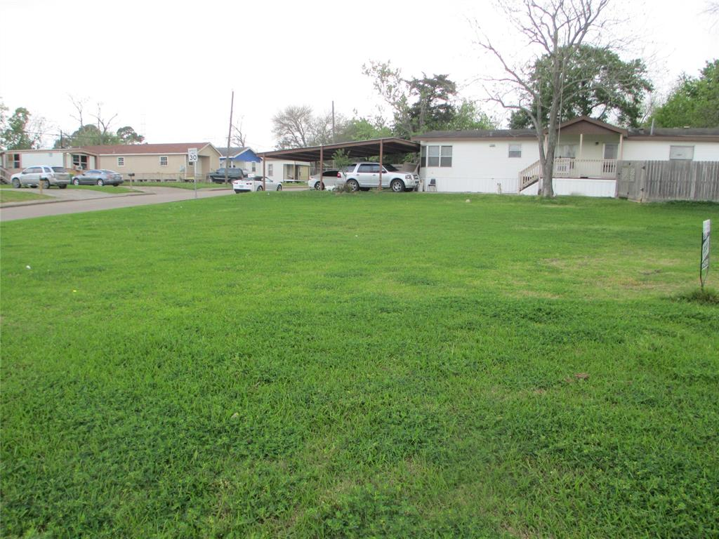 Want to build your own business?  Here you go. HCAD has the square ft 12,500 Its smaller. 9700 sq ft + or - Seller has a survey.  Here you go. This Commercial corner has lots of potential. Right in the heart of Baytown. Lots of businesses around the area. Mobile homes not allowed per seller, please verify with City of Baytown. Buyer will need to verify with City of Baytown and Harris County any building project.
