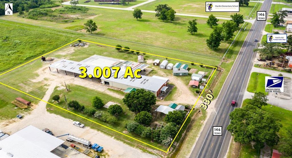 11147 Highway 146, Hardin, TX 77575