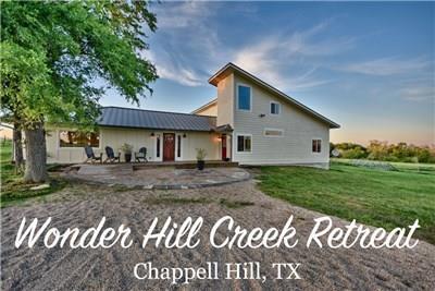 6211 Wonder Hill Road, Chappell Hill, TX 77426