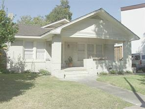 1520 Harold, Houston, TX, 77006