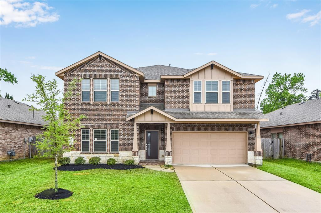 Houses In Jacobs Reserve Conroe Tx Luxury Homes Amp Real