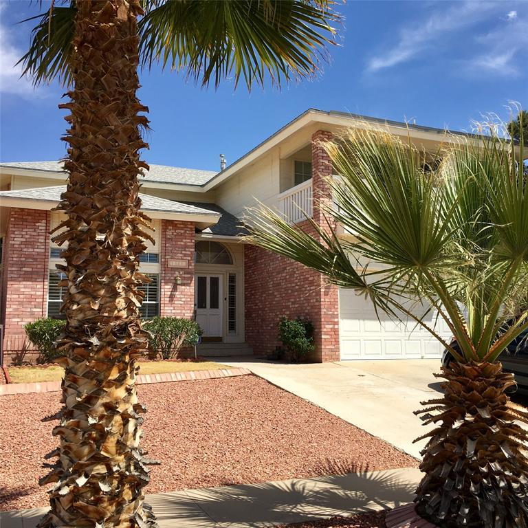 12113 Alex Guerrero Circle, El Paso, TX 79936