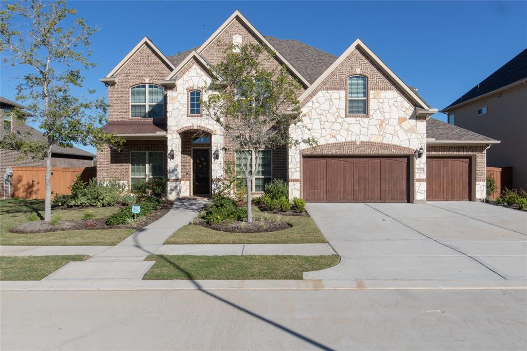 17418 Galloway Forest Drive, Richmond, TX 77407