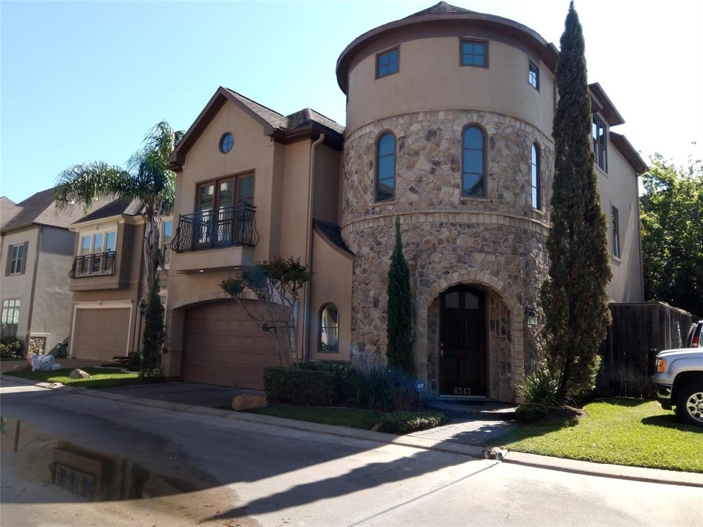 6343 Mystic Bridge Drive, Houston, TX 77021