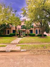 4711 Menlo Park Drive, Sugar Land, TX 77479