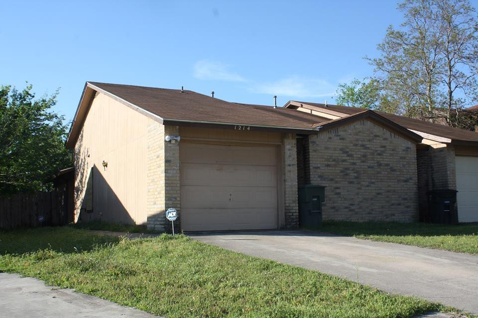 1214 Royal Crest Drive, Killeen, TX 76549