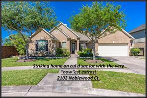 2102 Noblewood Court, League City, TX 77573