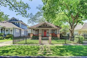 1637 Cortlandt, Houston, TX, 77008