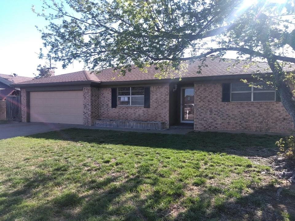 1820 Lynn Street, Pampa, TX 79065