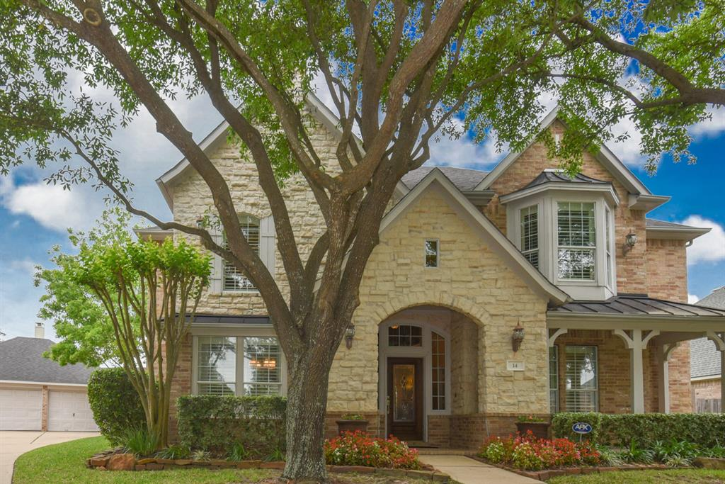14 Cardinal Bend Lane, Houston, TX 77070