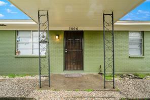 5006 & 1413 chapman street, houston, TX 77009