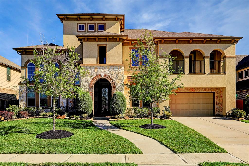 Mediterranean Homes For Sale In Pearland Tx Mason Luxury