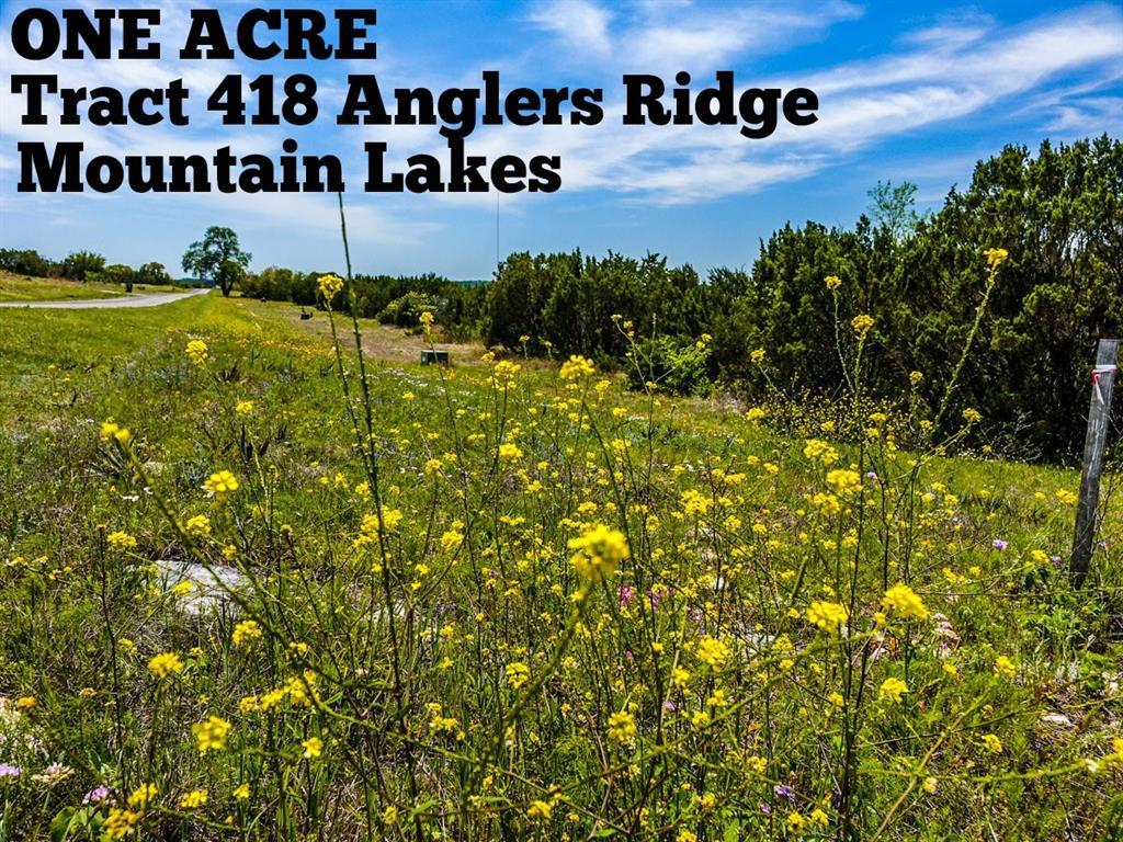 Tract 418 Anglers Ridge, Bluff Dale, TX 76433
