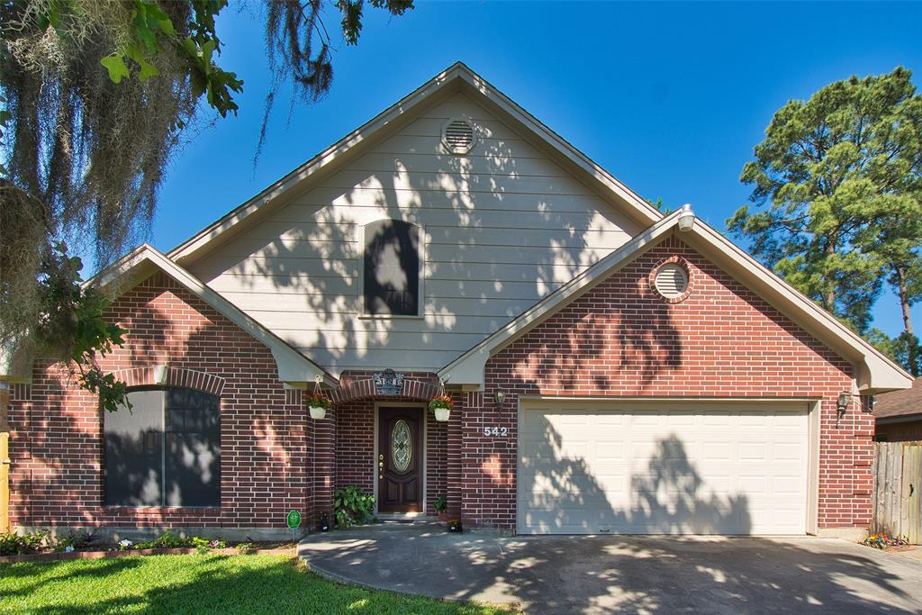 542 Falloon Lane, Houston, TX 77013