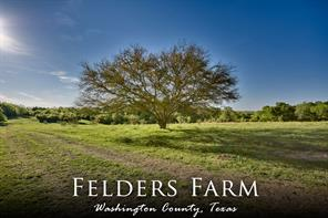 00 Felder, Washington, TX, 77880