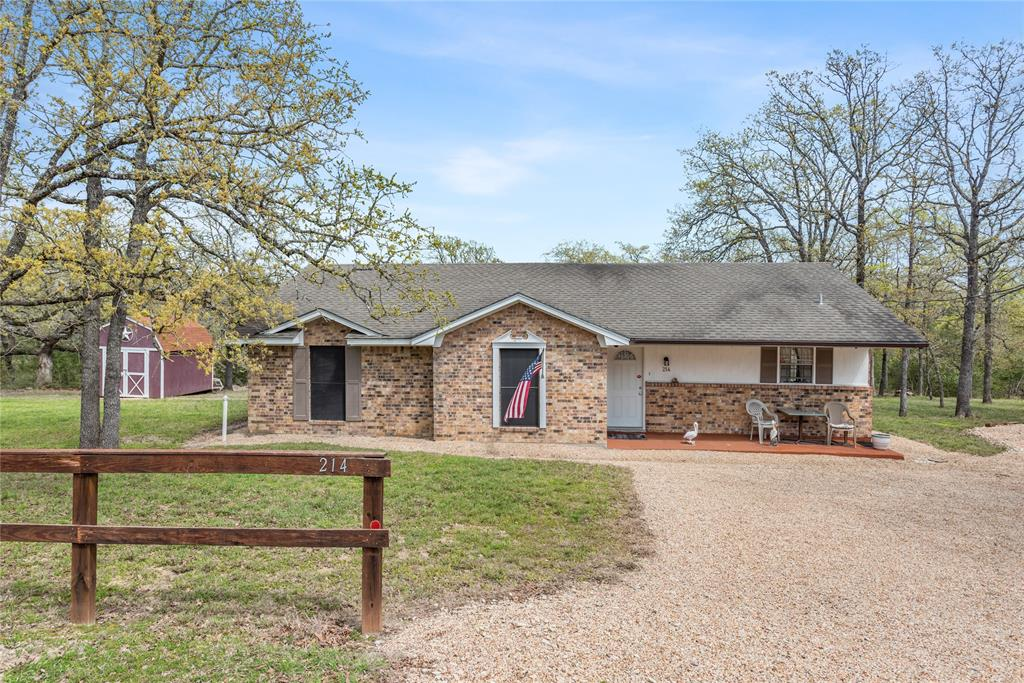 214 Birch Hill Lane, Somerville, TX 77879