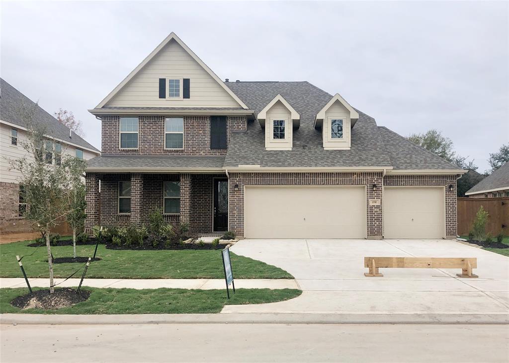 232 Bentwater Lane, Clute, TX 77531