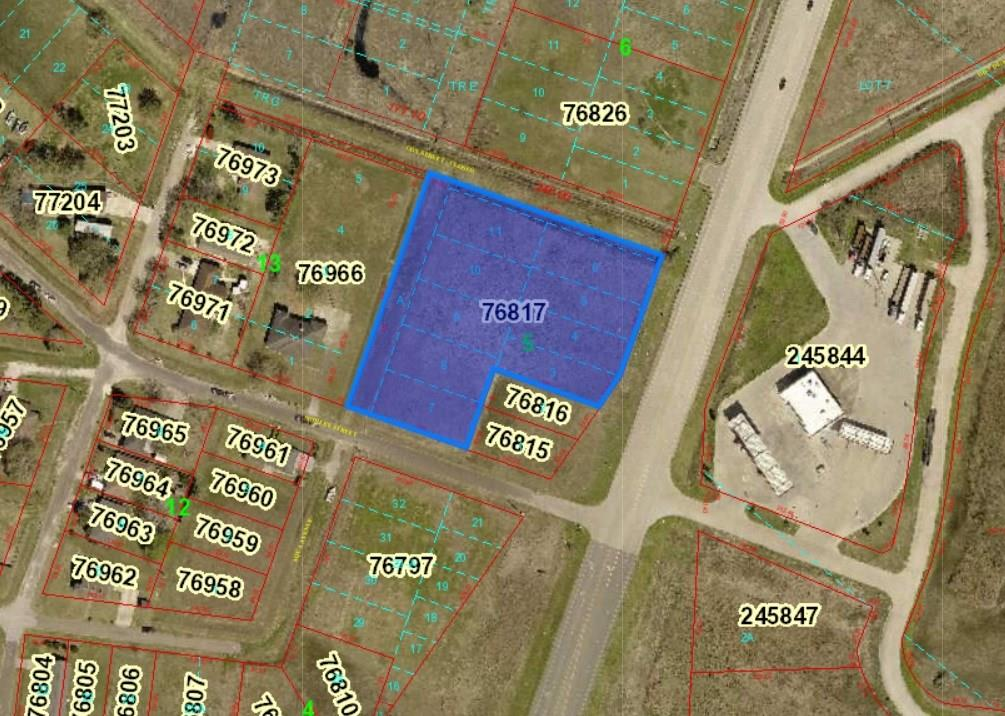 0 W Port Arthur Road, Port Arthur, TX 77640