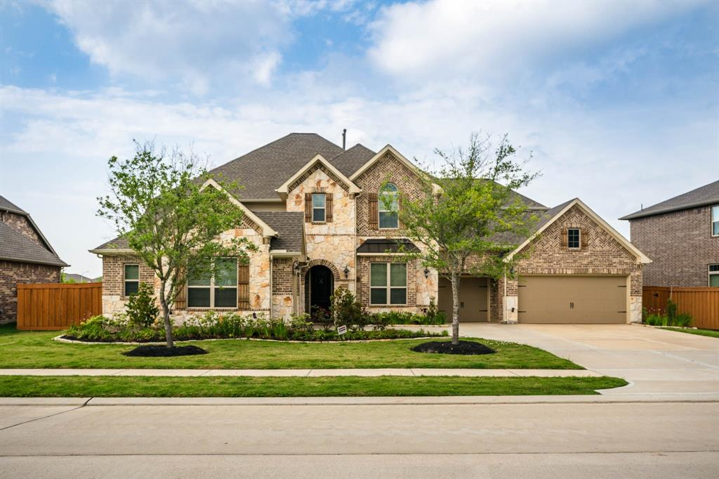 17426 Galloway Forest Drive, Richmond, TX 77407