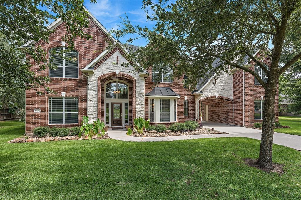 9059 Forest Cliff Court, Conroe, TX 77302