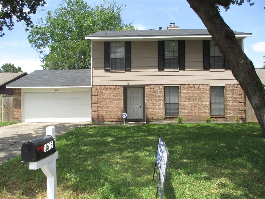 11615 Badgerwood Drive, Houston, TX 77013