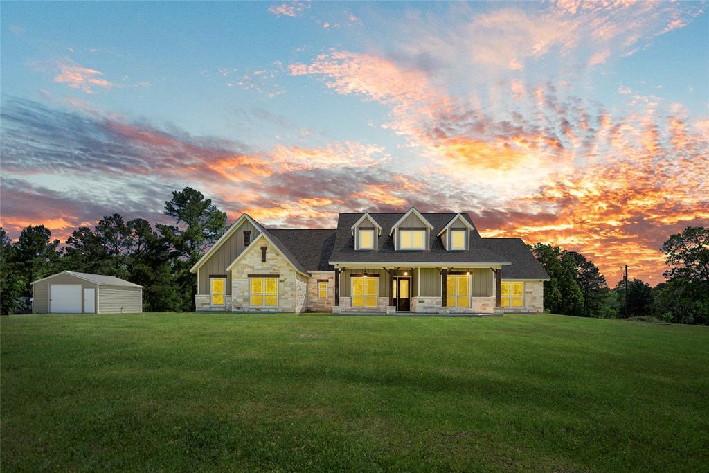 2386 County Road 1620, Crockett, TX 75835