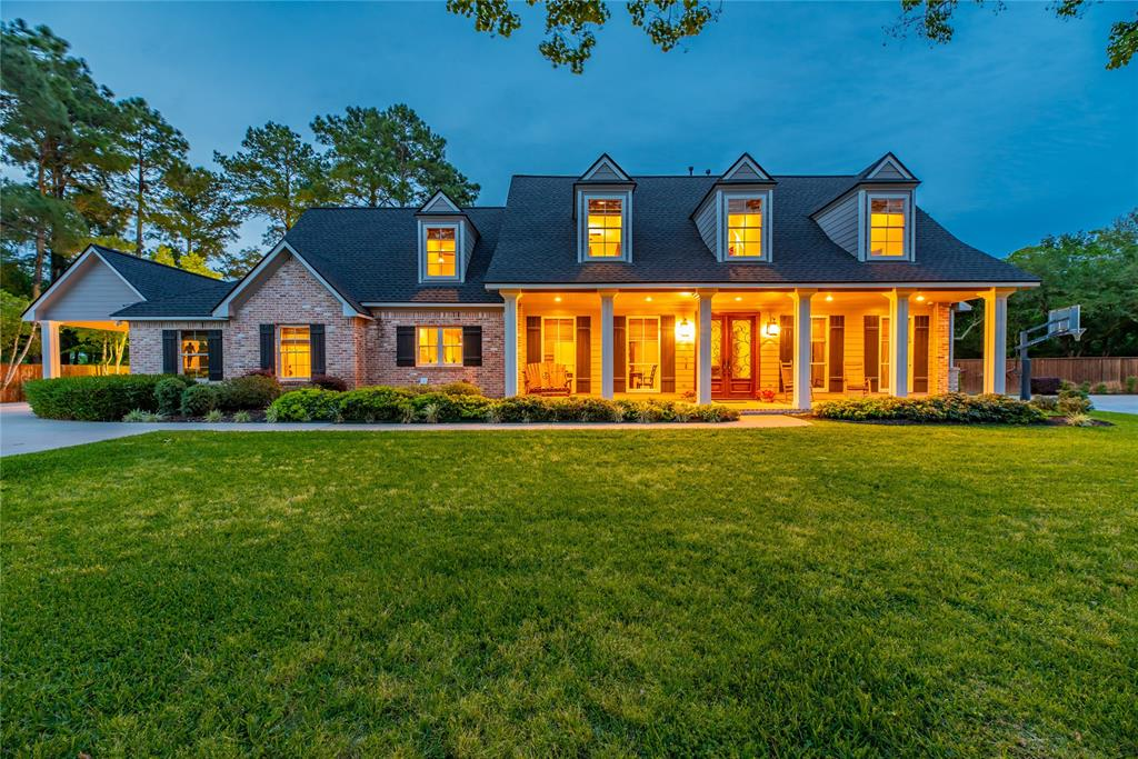 This CUSTOM BUILT HOME IS A MUST SEE! Why buy new when this home has it all! 5 Bedroom/5 1/2 bath,sits on approx 1 ACRE on a quiet cul-de-sac street in old Katy! NO FLOODING! Zoned to Katy Elementary, Katy Jr High, KATY HIGH SCHOOL, Roof 1.5 years old, Freshly painted interior, recently replaced water heaters, 4 A/C units 3-4 years old, Heated pool and spa, PUTTING GREEN, mature trees, lush landscaping, Full outdoor bath, large covered outdoor area with kitchen, surround sound, mosquito misting system, 13 zone sprinkler system, EXECUTIVE OFFICE with extra insulation for noise control, large MUD area, large custom utility room, custom executive closets in master, 2nd LARGE bedroom downstairs with private bath can be used as a second master! DON'T SKIP THIS ONE! This home is AMAZING and with a tax rate of 2.6%! Complete list of upgrades and home features provided upon request.