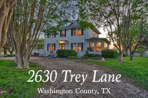 2630 Trey Lane, Brenham, TX 77833