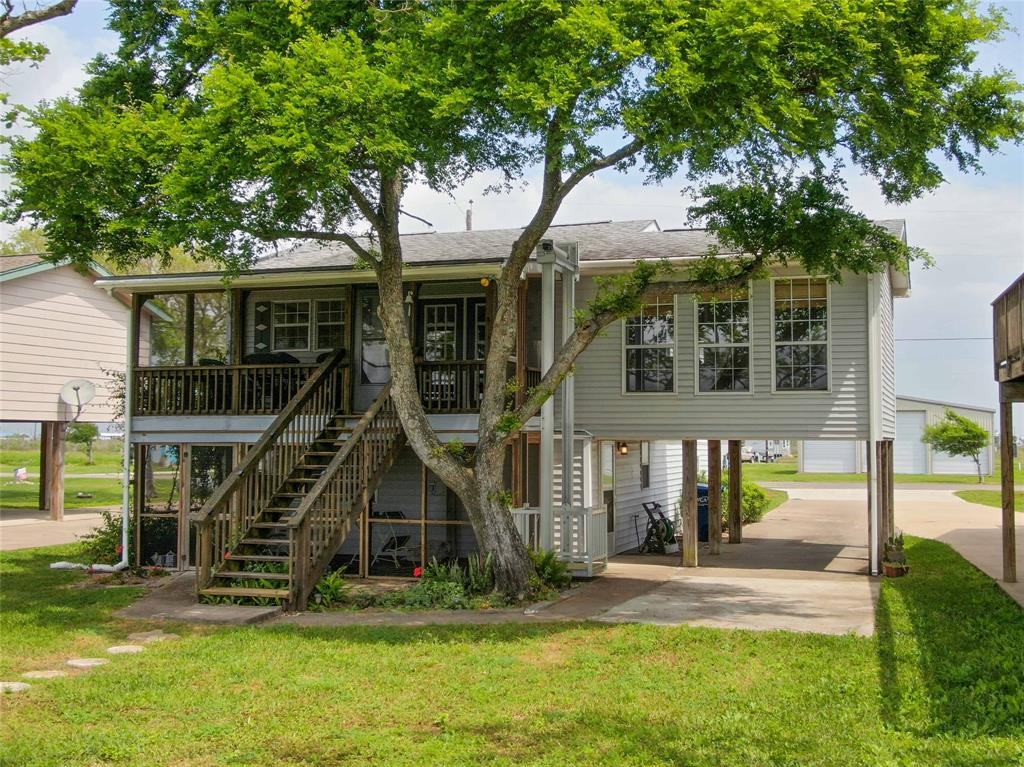 890 County Road 616, Sargent, TX 77414