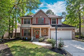 106 Apple Springs, The Woodlands TX 77382
