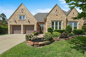 58 Lake Reverie Place, The Woodlands, TX 77375
