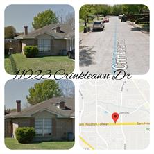 11023 Crinkleawn Drive, Houston, TX 77086
