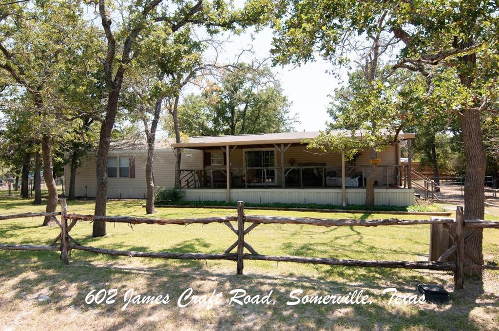 602 James Craft Road, Somerville, TX 77879
