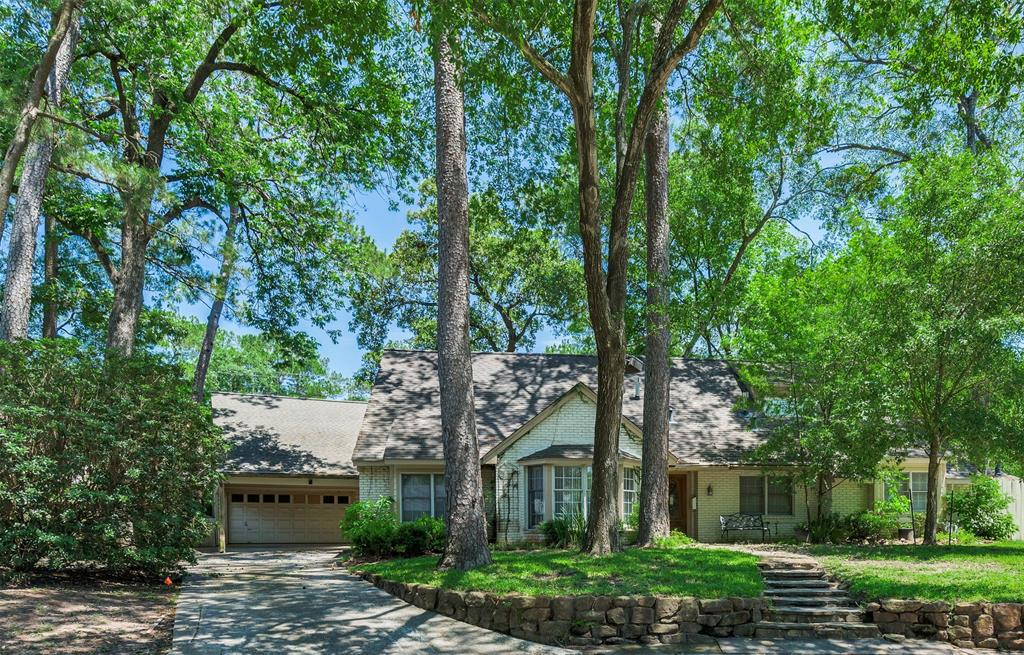 Nature lovers delight! This 16,700 sq. ft. wooded property with a variety of mature trees, backs onto a serene ox bow lake that is a haven for wildlife and beyond that overlook's mature woodland and Terry Hershey Park. At the front, within walking distance of the neighborhood pool, tennis courts, and children's playground, it sits on a quiet cul de sac in Memorial Glen, a desirable, friendly community with regular social events, that is zoned to award winning Spring Branch I.S.D schools; Rummel Creek, Memorial Middle, and Stratford High. Located near the Energy Corridor, City Center's shops and restaurants, Memorial City mall and hospital, Lakeside Country Club, Westside Tennis Club, with excellent access to I-10 and Beltway 8. Great opportunity to build your dream home on one of the best lots in one of Houston's most sought after neighborhoods.