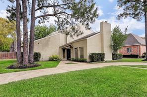 11626 Brookspring, Houston TX 77077