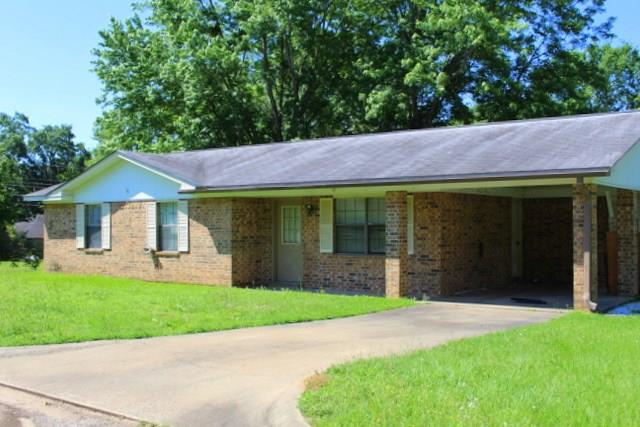 This 3 bedroom 1.5 bath home is located in a well-established neighborhood inside the city limits called Rolling Hills. It features over 1,000 square feet, kitchen, dining, combination along with a nice sized living area. All bedrooms offer good closet space along with a nice sized laundry room. Outside is a great sized yard with mature trees that offer a nice amount of shade along with a 1 car carport and storage room. This home would be a great starter home or perfect home for downsizing. Call us to see this property today!
