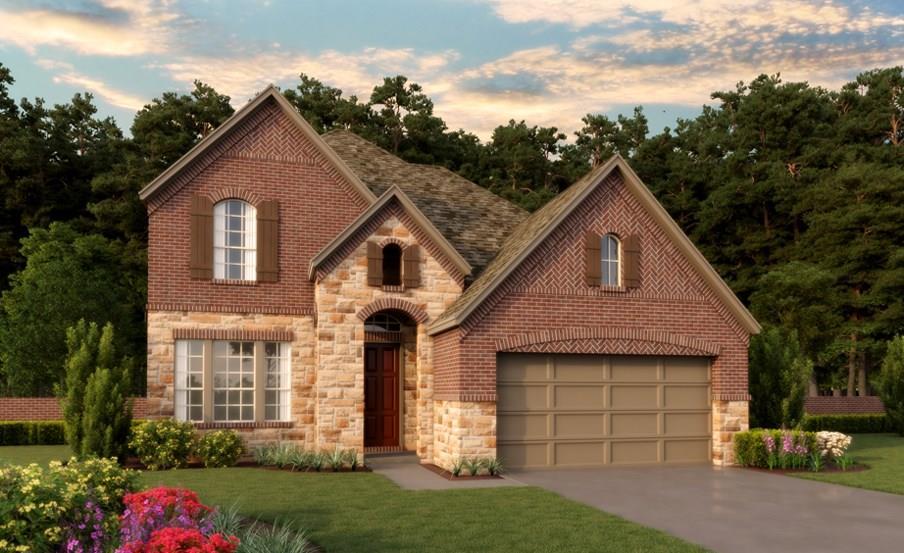 17334 Hartford Field Lane, Hockley, TX 77477