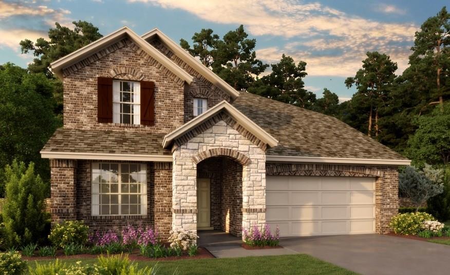 17411 Hartford Field Lane, Hockley, TX 77477