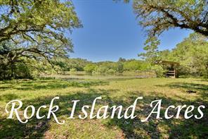 000 CR 160, Rock Island, TX, 77470
