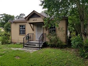 4313 Edison Street, Houston, TX 77009