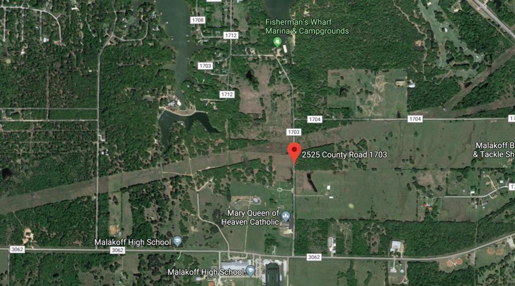2525 County Rd 1703, Malakoff, TX 75148